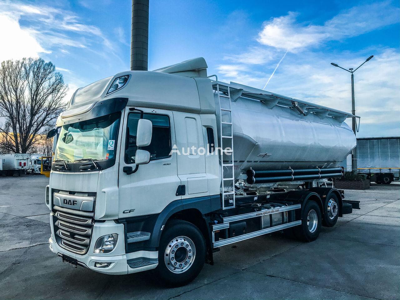 DAF CF 450 ANIMAL FOOD / FLOUR camión silo nuevo