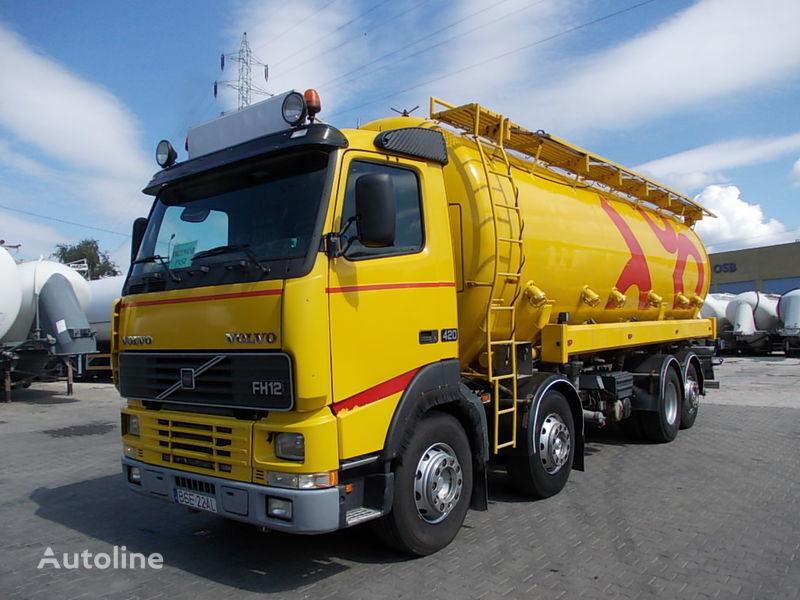 VOLVO FH 12 420 DO PRZEWOZU PASZY !!! camión silo