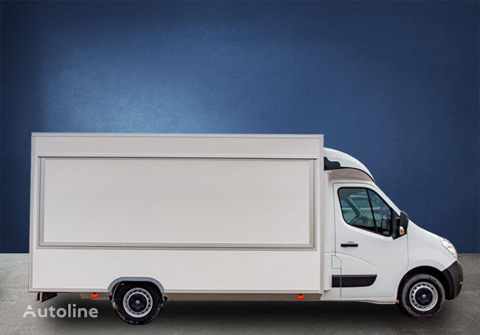 camión tienda BANNERT OPEL MOVANO 3,6/2,2/2,2 nuevo