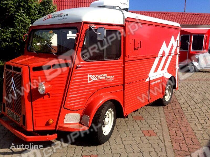 camión tienda BMgrupa CITROEN HY, FOOD TRUCK do sprzedaży lodów nuevo