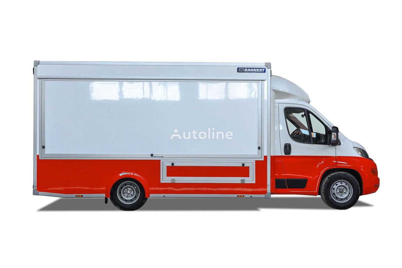 camión tienda FIAT Grill Kurczak Food Truck Handlowy nuevo