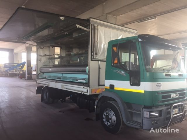 camión tienda IVECO 150 E 18