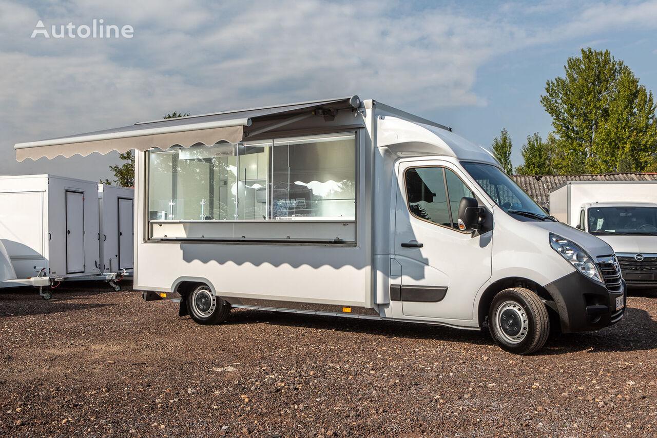 camión tienda OPEL Verkaufswagen Imbisswagen Food Truck nuevo