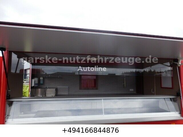 RENAULT Borco Höhns Fleisch & Wurstwaren camión tienda