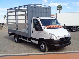 IVECO DAILY 70C17 EURO 5 FRUTERA  camión toldo