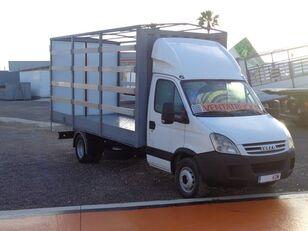 IVECO IVECO - 65C18 FRUTERA camión toldo