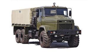 KRAZ 6322 camión toldo