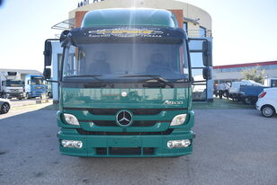 MERCEDES-BENZ 1229 L ATEGO camión toldo