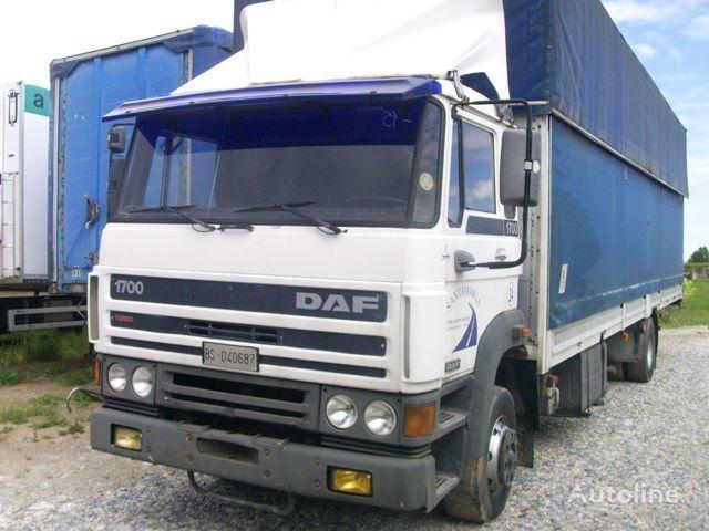 DAF 1700 camión toldo