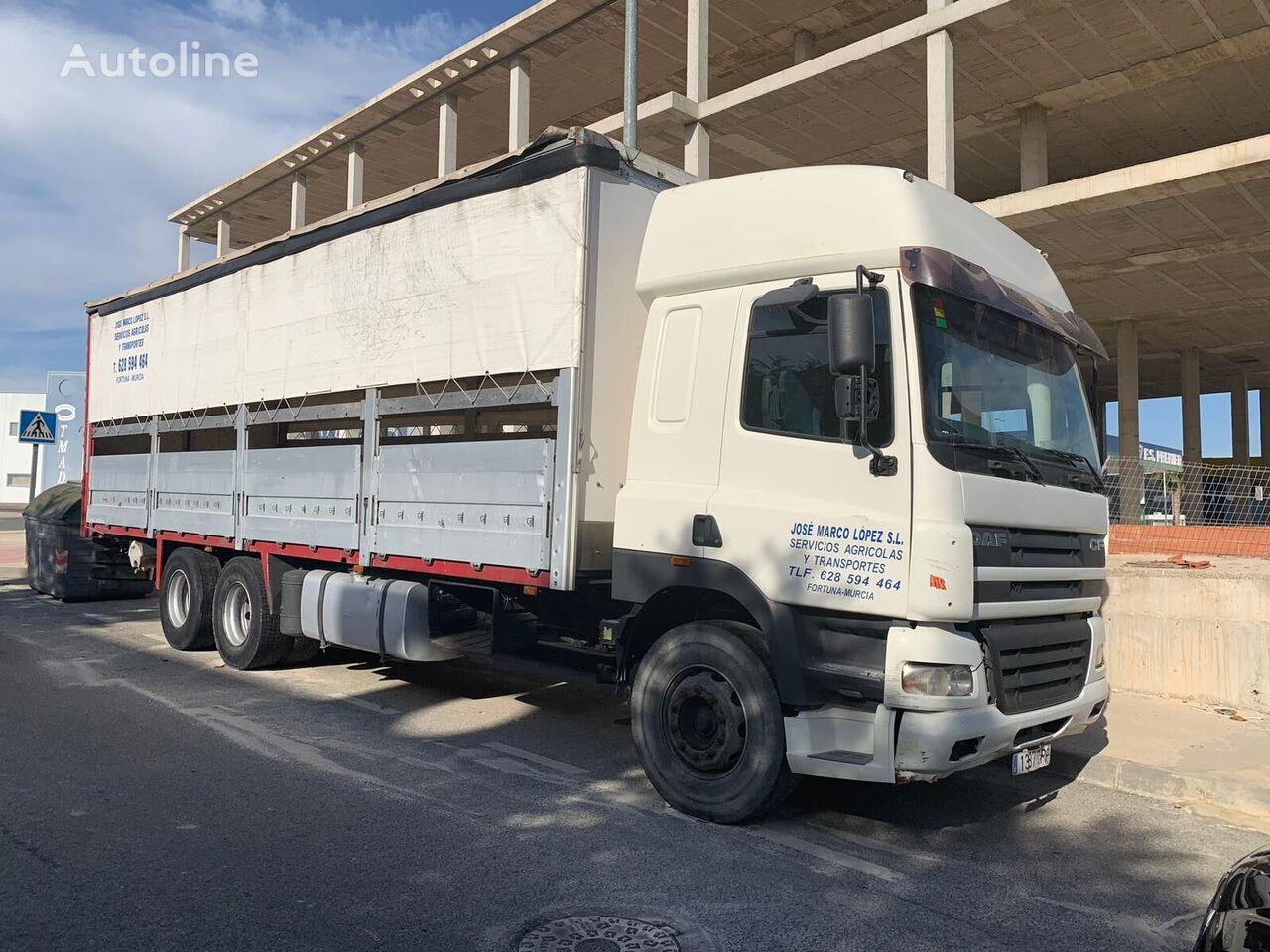 DAF Cf 430 camión toldo