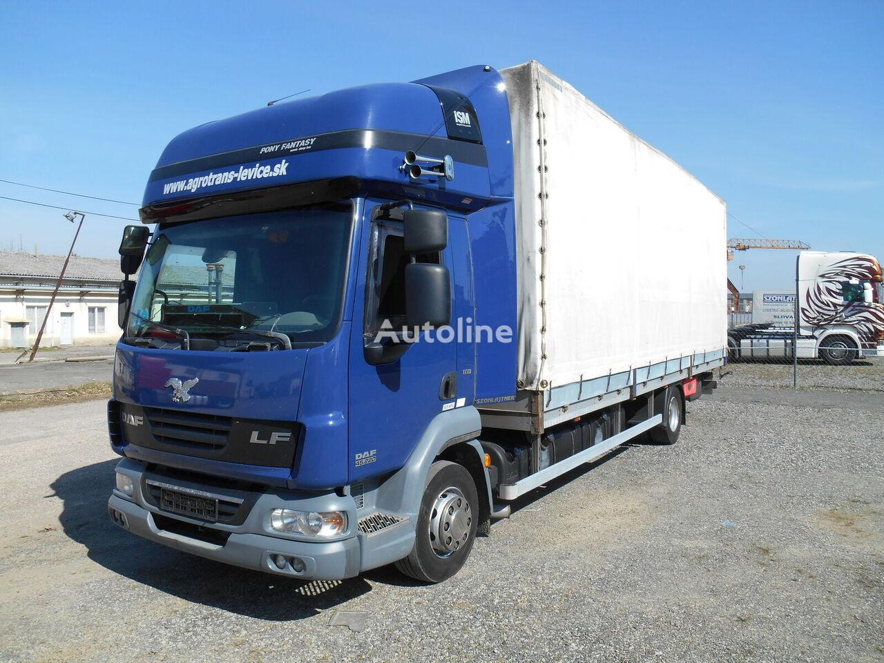 camión toldo DAF LF 45 220
