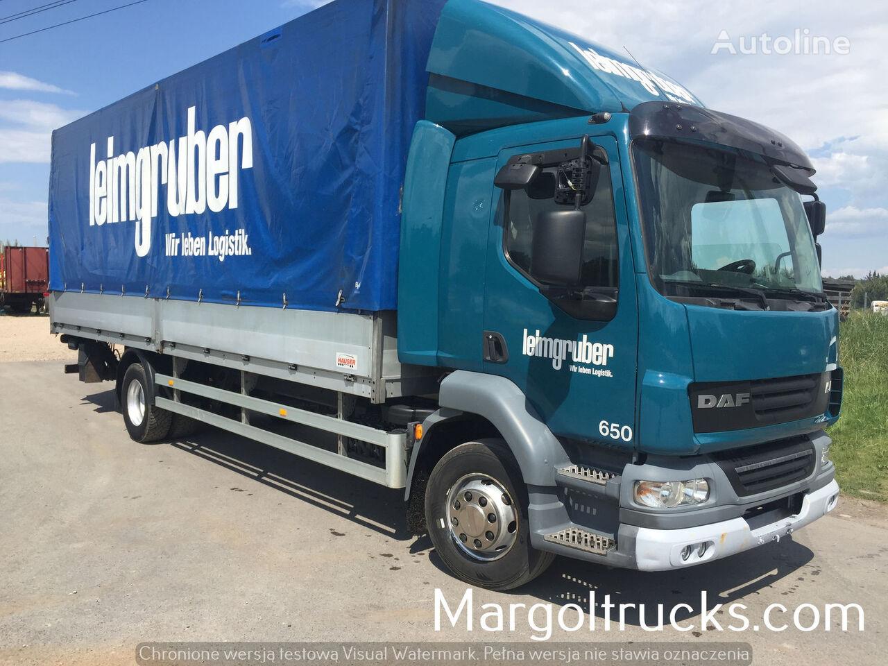 Venta de camiones toldos daf lf 55 250 burta plandeka for Toldos para camiones