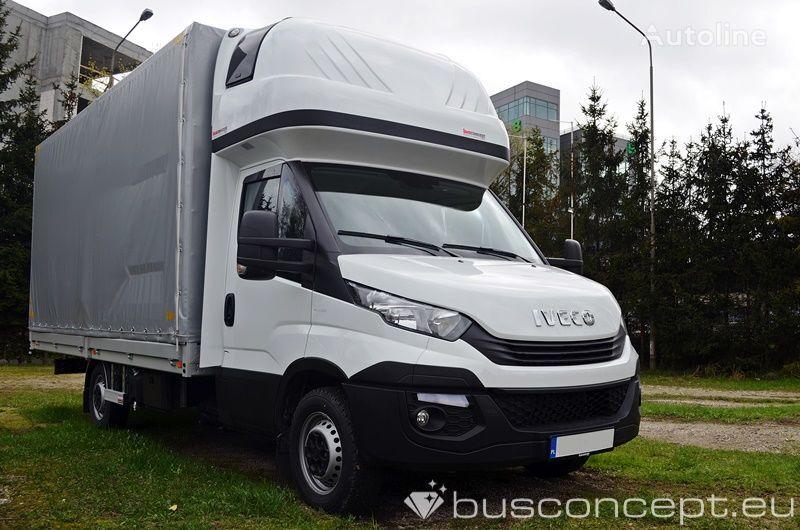 IVECO Daily 10EP camión toldo