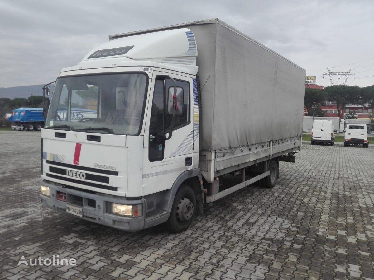 IVECO EUROCARGO 75E14 camión toldo