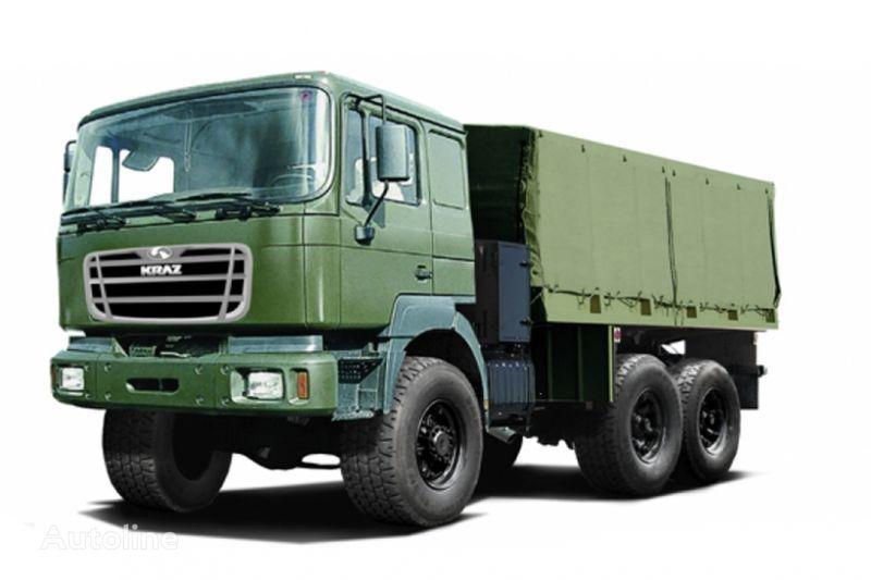 KRAZ V12.2MEH camión toldo