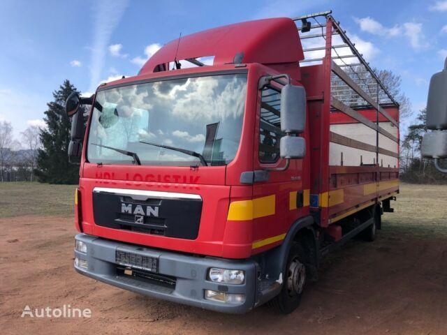 MAN TG-L 8.180 L  camión toldo