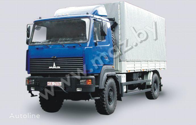 MAZ 5309 Polnoprivodnyy camión toldo