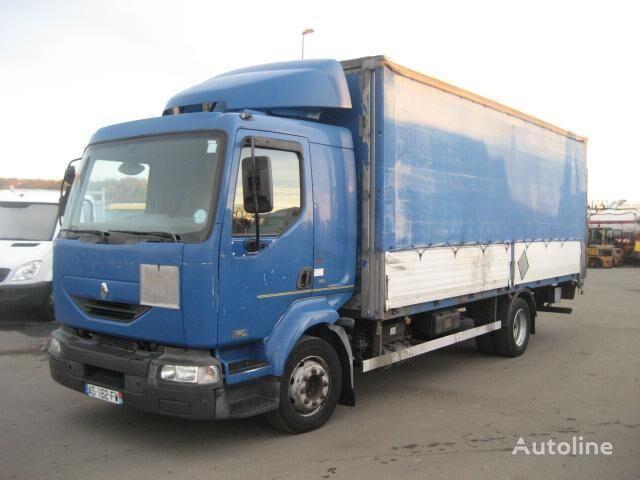 RENAULT Midlum 180 camión toldo