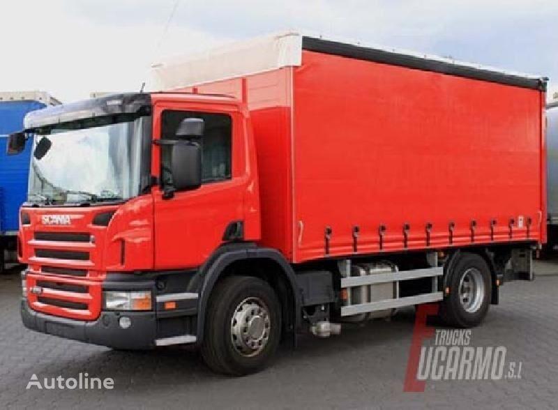 SCANIA P 270 camión toldo