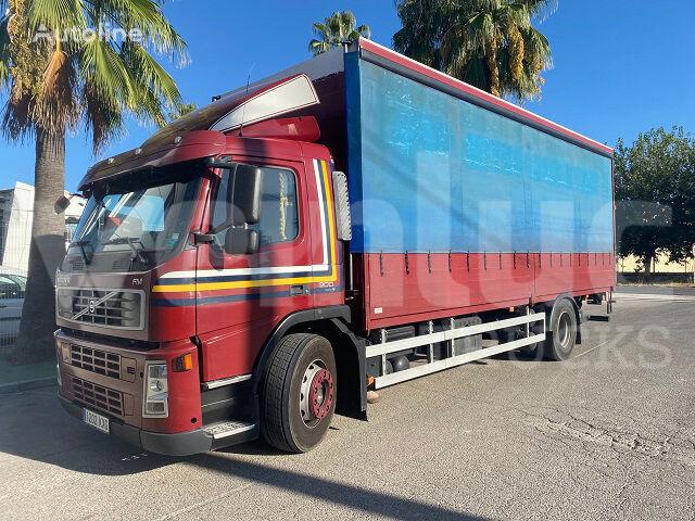 VOLVO FM9 300 camión toldo