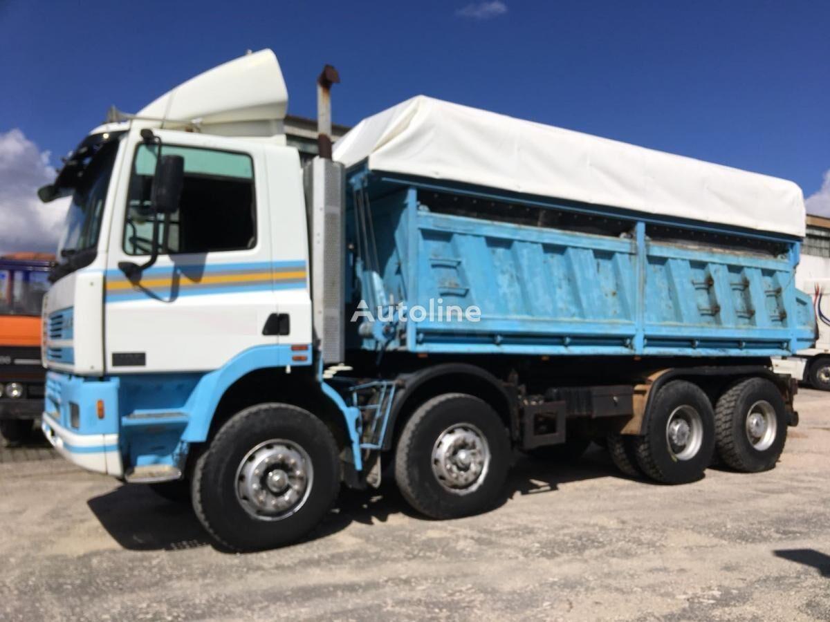 DAF CF85 430 TOP Unit 8x4 camión volquete