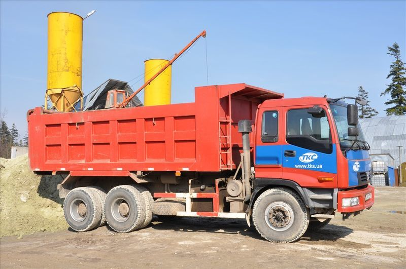 FOTON AS3251/2 «KOBALT» camión volquete