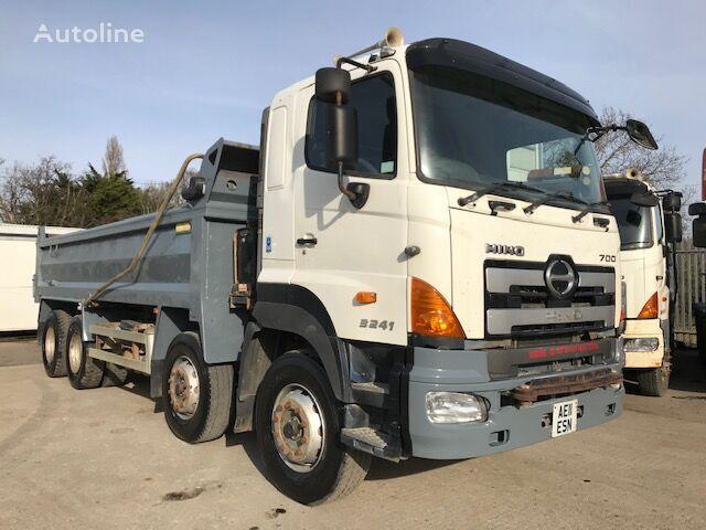 HINO 3241 700 Series Tipper camión volquete