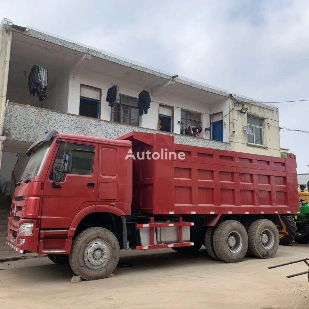 HOWO 371hp 6*4 camión volquete