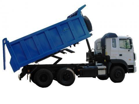 HYUNDAI HD 270 camión volquete