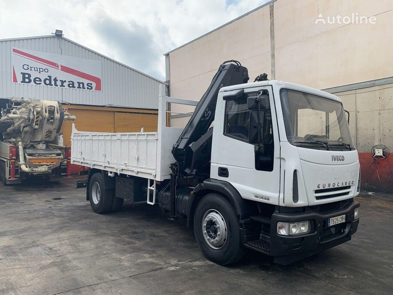 camión volquete IVECO EuroCargo 280