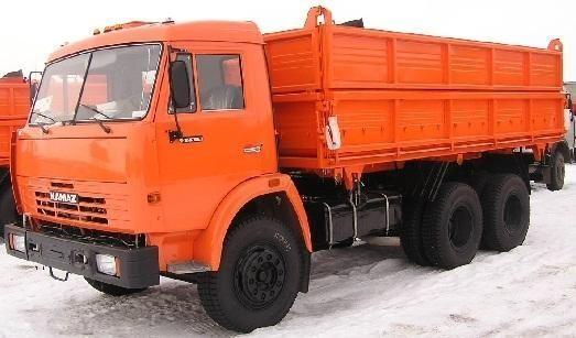 KAMAZ 45143 camión volquete nuevo