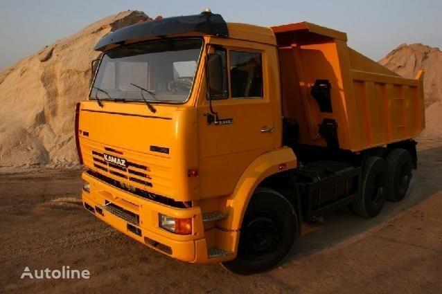 KAMAZ 65115 camión volquete nuevo