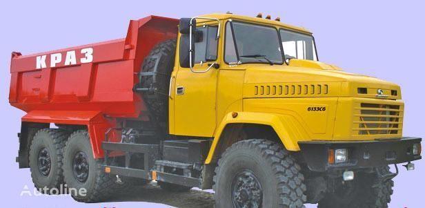 KRAZ 6133C6  camión volquete nuevo
