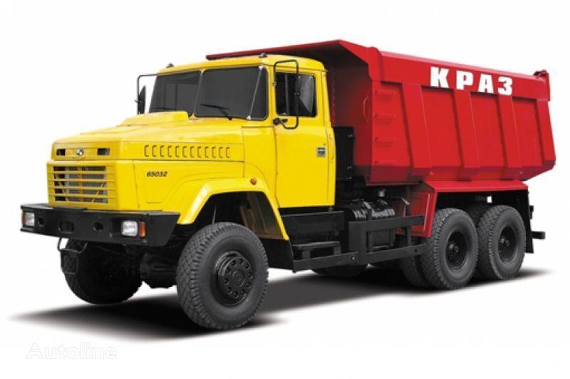 KRAZ 65032 tip 5  camión volquete