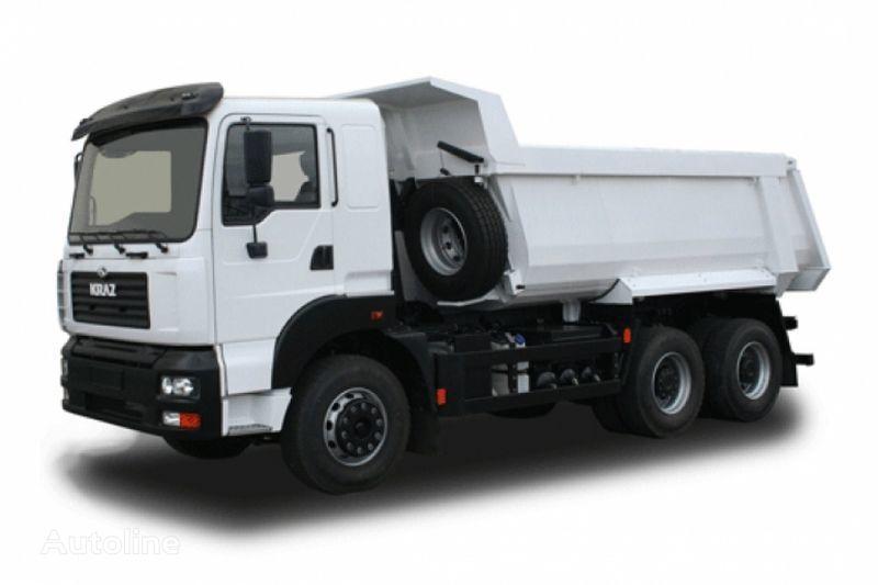 KRAZ C26.2M  camión volquete