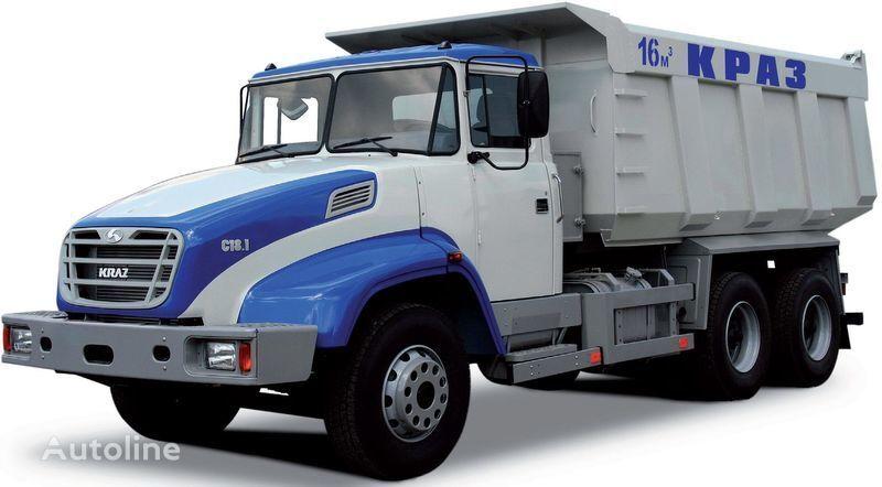 KRAZ S18.1 camión volquete nuevo