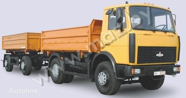 MAZ 5551 camión volquete nuevo