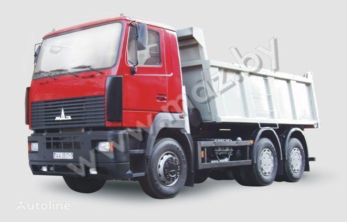 MAZ 6501 avtopoezd camión volquete