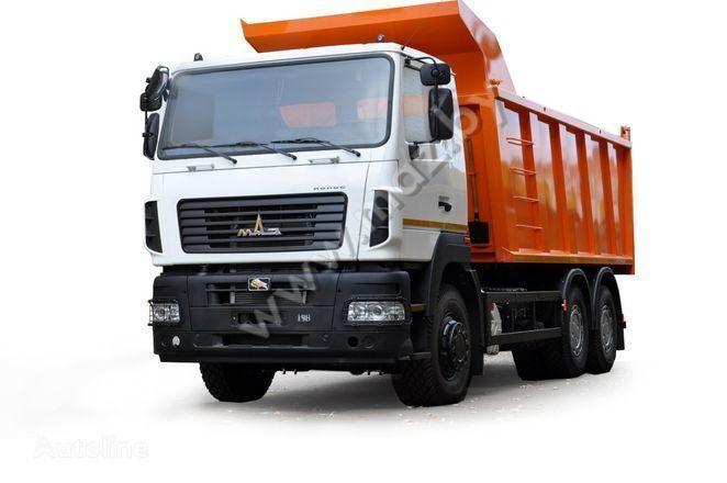 MAZ 6501B9-420-000 camión volquete nuevo