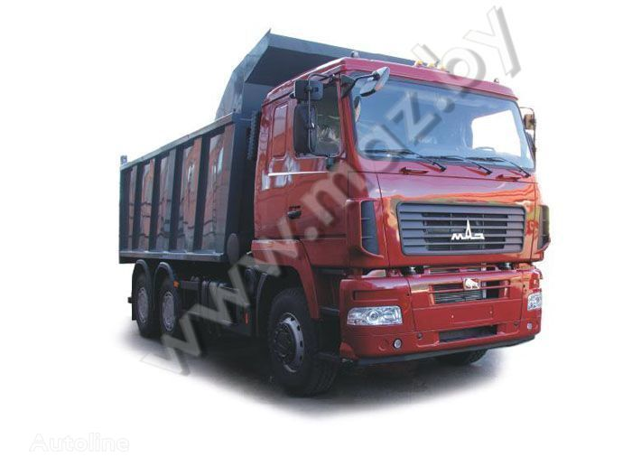 MAZ 6501B9-8420-000 camión volquete nuevo