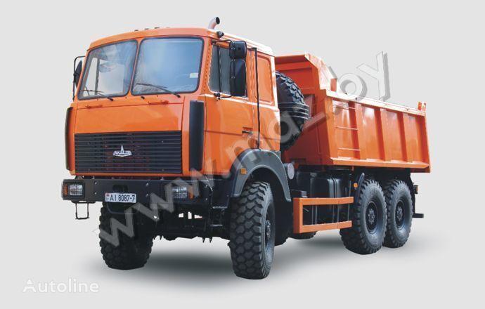 MAZ 6517 Polnoprivodnyy camión volquete