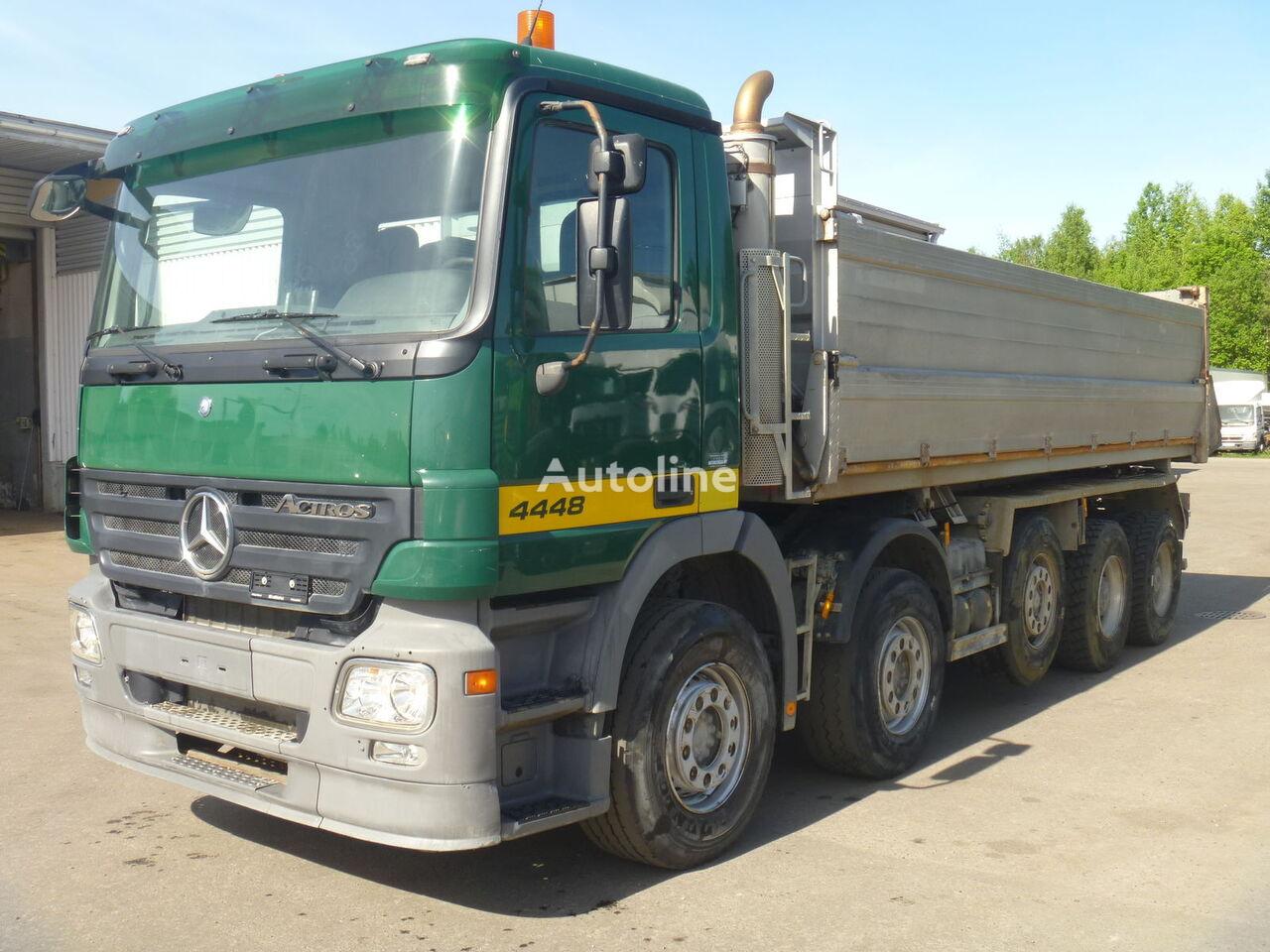 camión volquete MERCEDES-BENZ Actros 4448