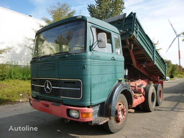 MERCEDES-BENZ LPK 2232 camión volquete