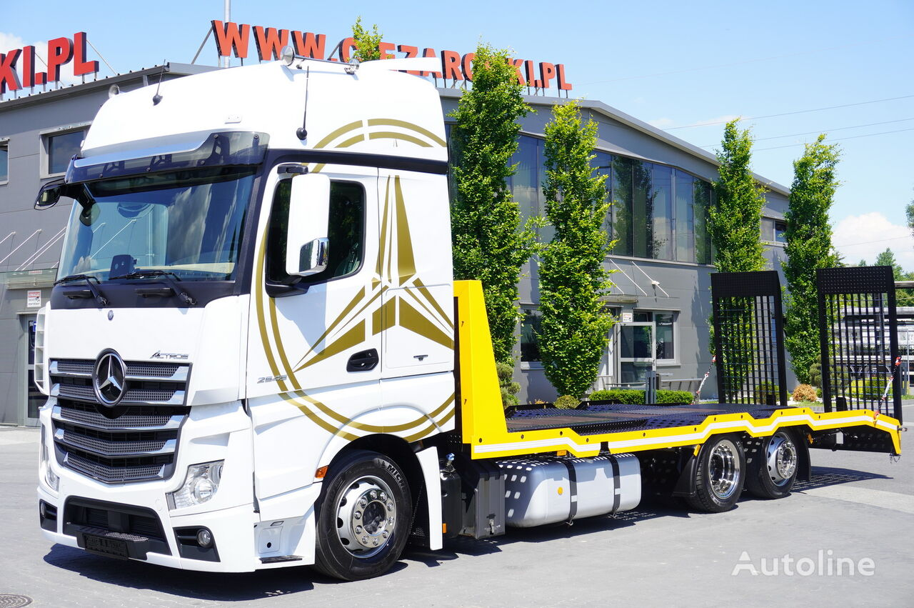 MERCEDES-BENZ Actros 2545 , E6 , 6x2 , NEW BODY 2021 , 7.9m , ramps , winch ,  grúa portacoches