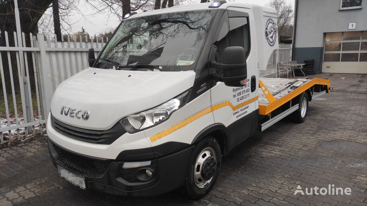 IVECO Daily IV 35C18 grúa portacoches
