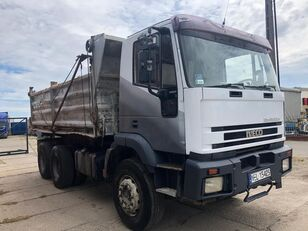 IVECO Eurotrakker 260E370, Tipper 6x4, MANUAL  volquete