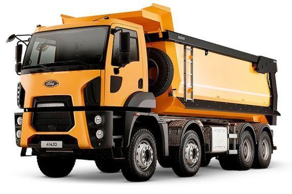 FORD Trucks 4142D volquete nuevo