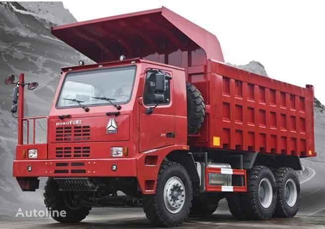 HOWO Mining dump truck volquete nuevo
