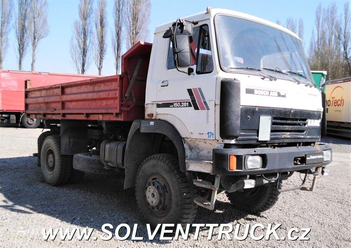 LIAZ 150-261 4x4 S/3 volquete