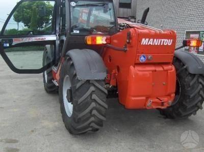 MANITOU M LT 731 TLSU cargadora telescópica nueva